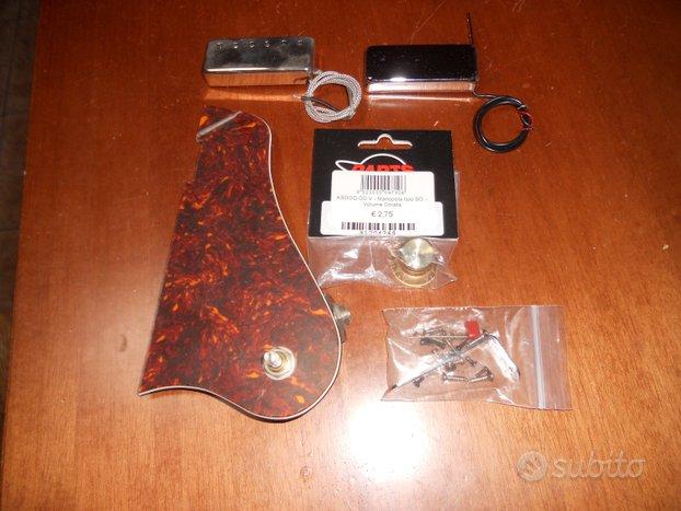 Kit complito per amplificare una chitarra semi