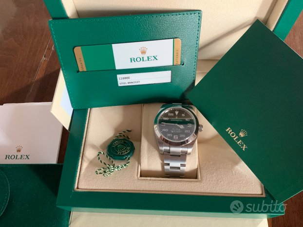 Rolex air king nuovo