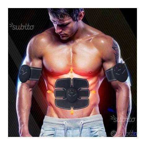Addominali braccia gambe Elettrostimolatore ems