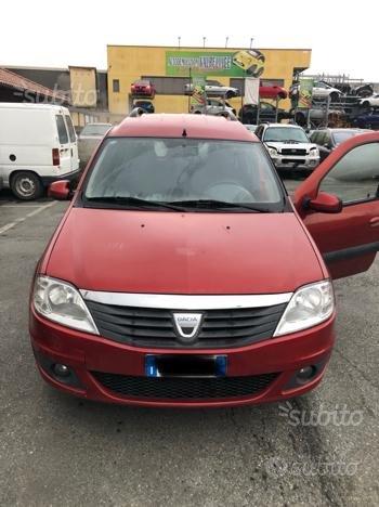 Dacia Logan x ricambi