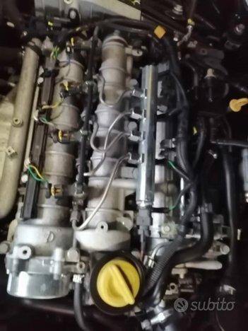 Motore 937A5000 - 1910 gasolio - 110 kw
