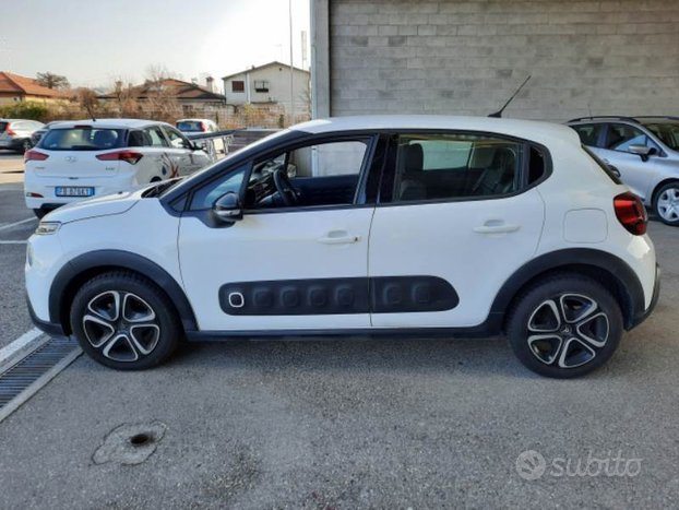 CITROEN C3 BlueHDi 75 Shine 5 PORTE