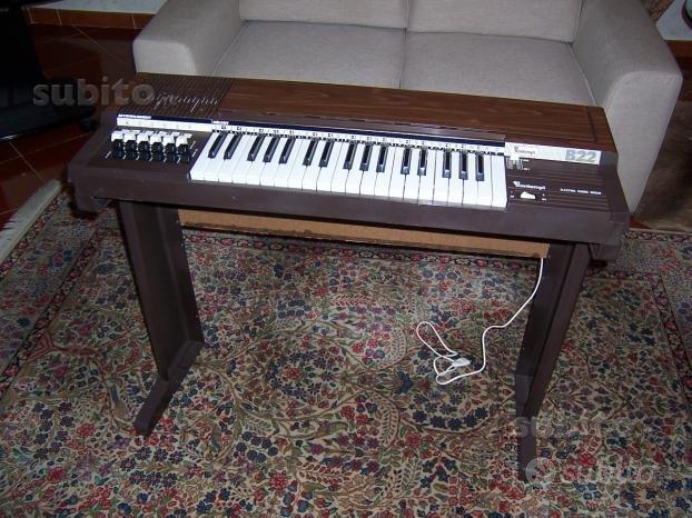Organo elettrico Bontempi