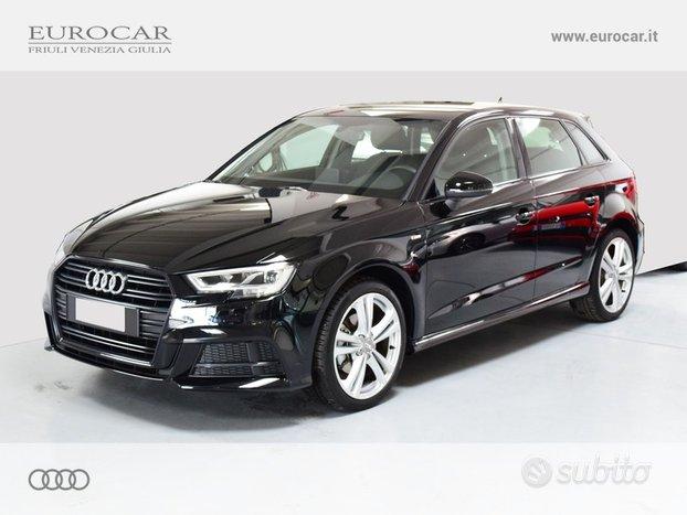 Audi A3 sportback 30 1.0 tfsi admired 116cv s-tron