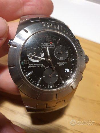Orologio cronografo Sector 620