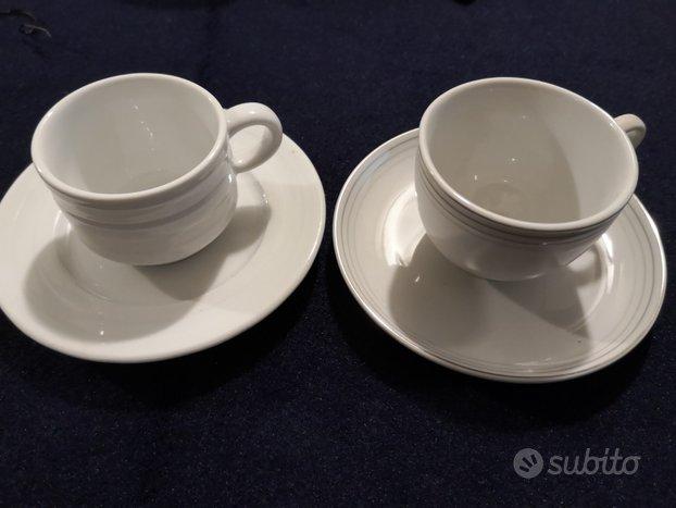 Bicchieri tazzine recipienti vetro e ceramica,Guzzini