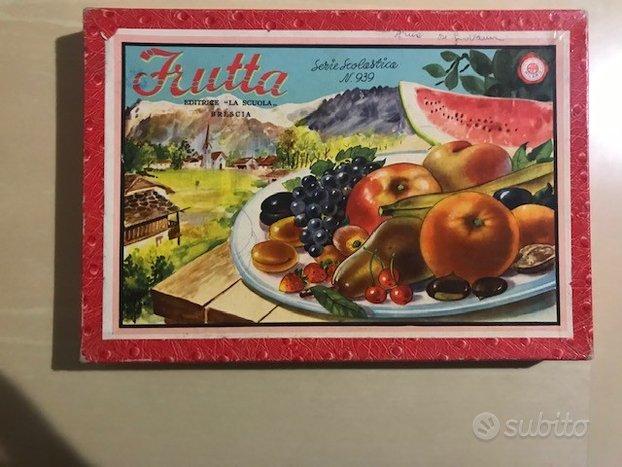 Timbri Multiprint Frutta Art 939 Ed La Scuola