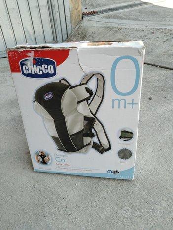 Marsupio per trasporto bambino/neonato
