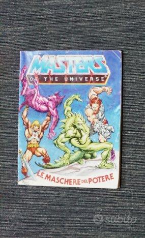 Libricino Masters of the Universe fumetto fumetti