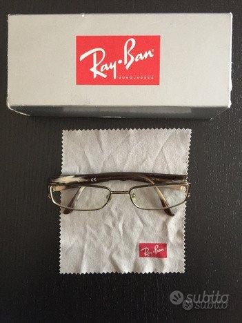 Montatura per occhiali da vista originale Ray Ban