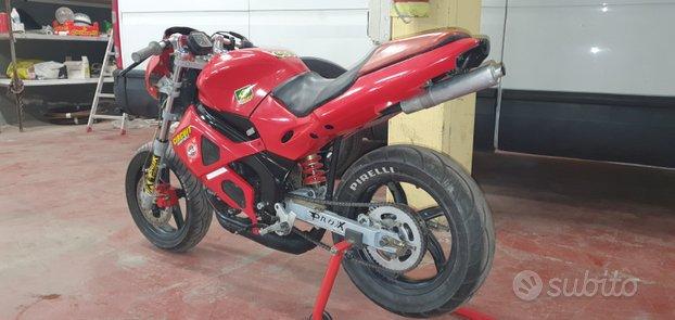 Gilera DNA50 motore Cagiva125