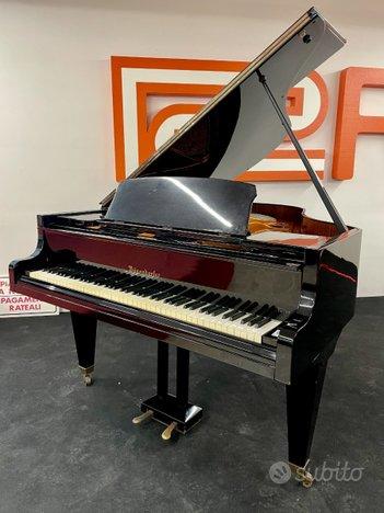 Pianoforte mezza coda bösendorfer 170 nero lucido
