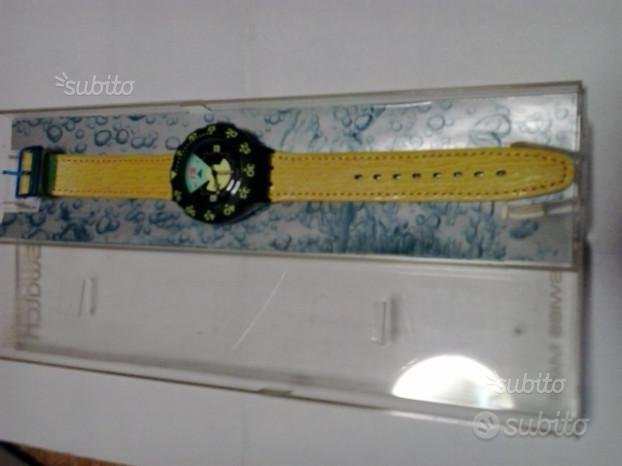 Orologio Swatch Scuba Diving 200