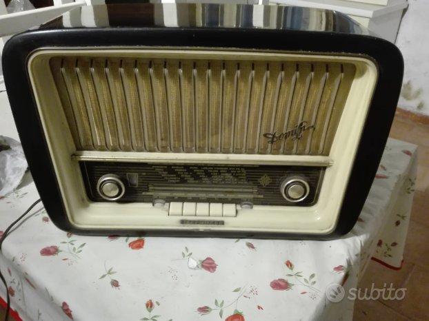 Radio antica Telefunken