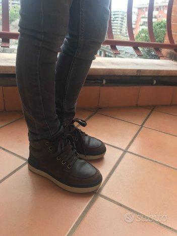 Geox scarpa alta bimbo