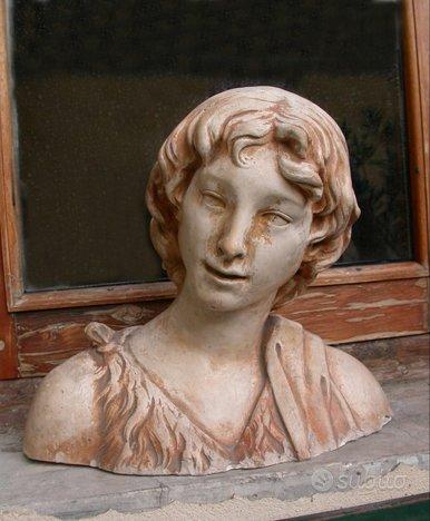 Busto d'epoca Razzetti fine 800'