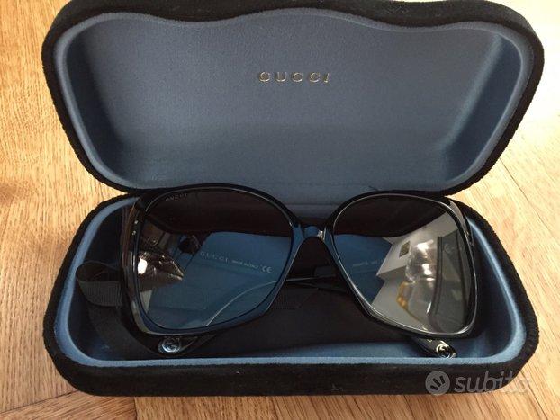 Gucci occhiali da sole originali
