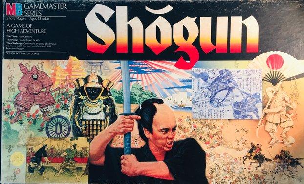 SHOGUN (gioco da tavolo)