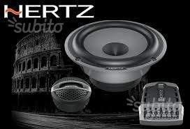 Casse Auto kit Hertz e Audison
