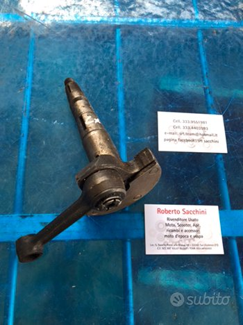 Albero motore Guzzi galletto