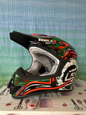 Suomy Mr Jump (taglia S) Casco Motocross