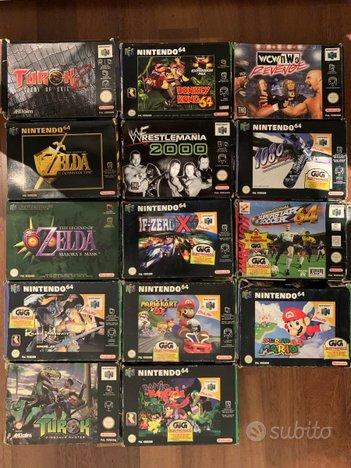 Giochi Nintendo 64 Pal