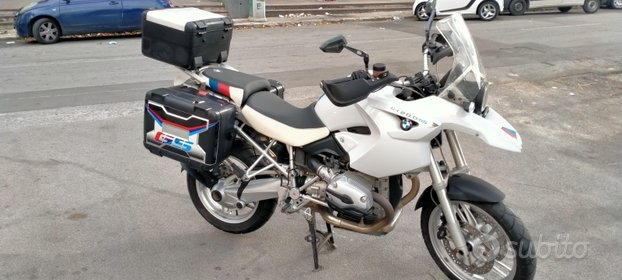 BMW R 1200 GS - LIVREA Msport