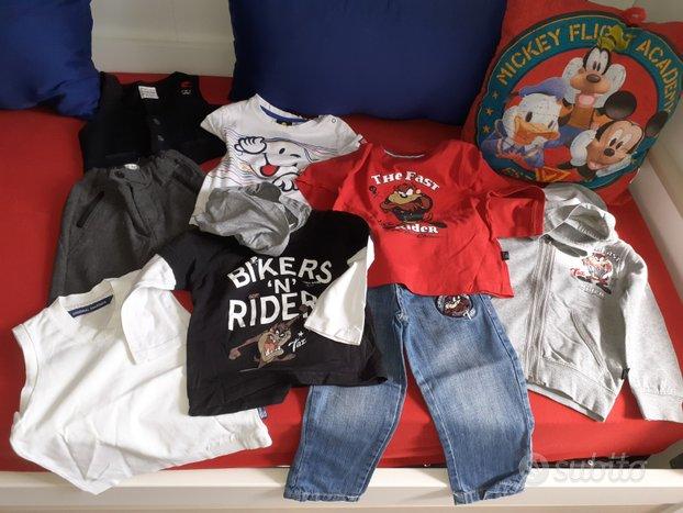 Abbigliamento bimbo 12-30 mesi