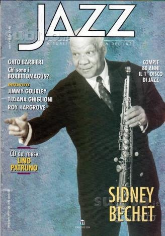 JAZZ - Mensile di attualità e storia del jazz