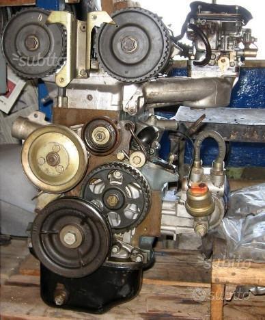 Fiat Ritmo Abarth 125-130 TC motore - 1983