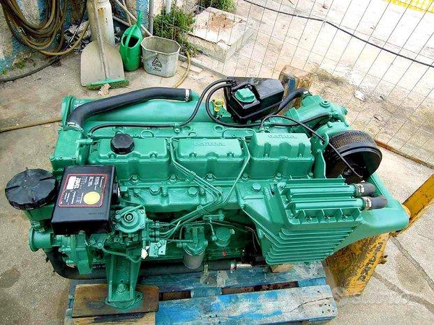 Motore Volvo Penta 200 HP T-DIESEL AD41P