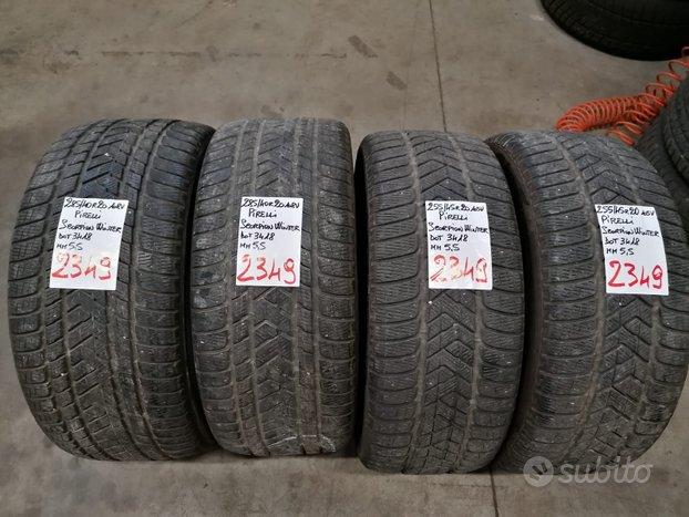 Rif.2349 pneumatici invernali usati per mercedes g