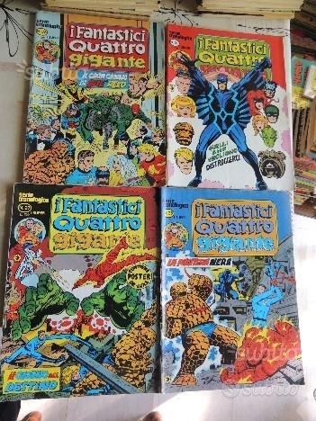 Fantastici 4 Giganti