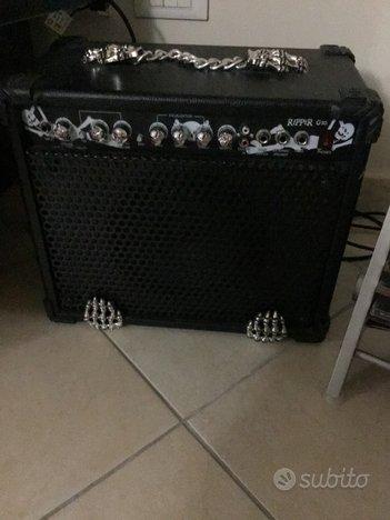 Amplificatore chitarra combo ripper g30