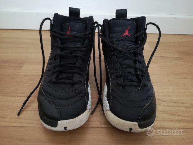 Nike Air Jordan 12 retro bg n38.5 cm24 originali