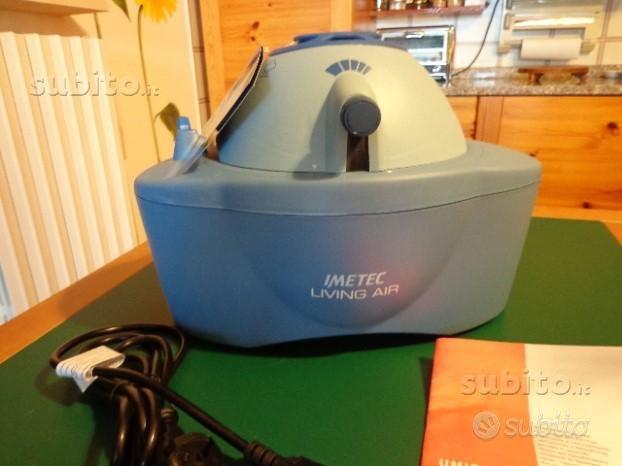 Umidificatore IMETEC living air compatto 5400