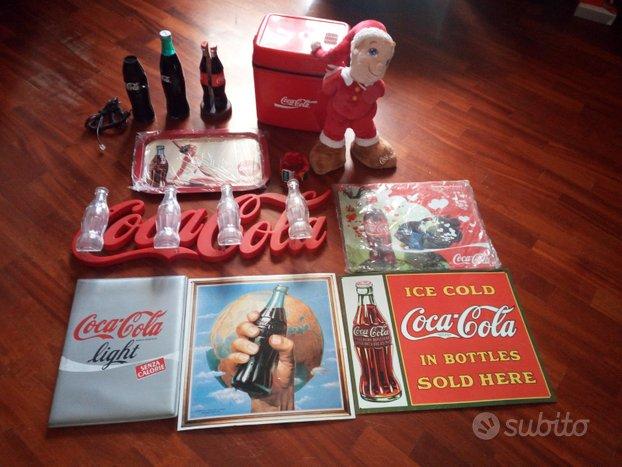 Radio telefono insegna borsa vassoio coca cola