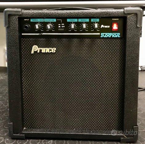 Amplificatore chitarra acustica / elettrica