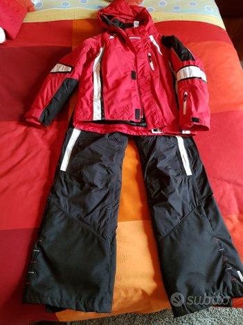 Completo da sci giacca + pantalone (12 anni)