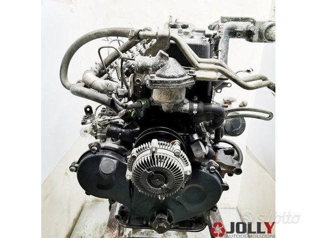 Motore daihatsu rocky 2.8 td