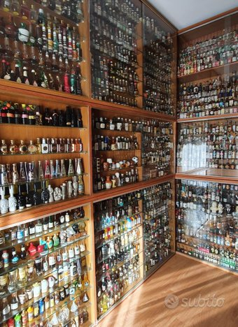 Collezione Bottigliette Mignon