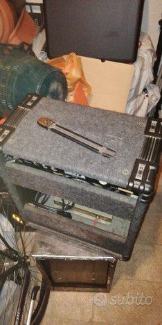 Amplificatore chitarra SAMICK 60W +microfono
