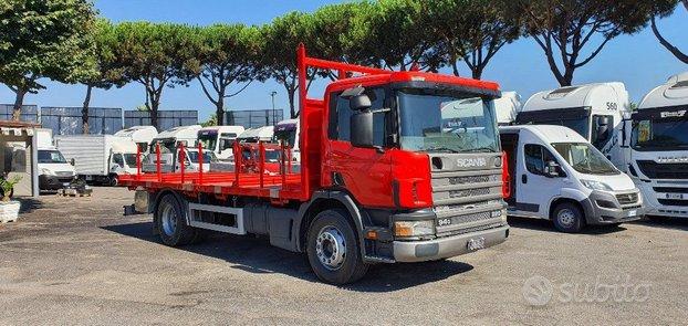 Scania 94d 220cv 2 assi a pianale mt 6.45