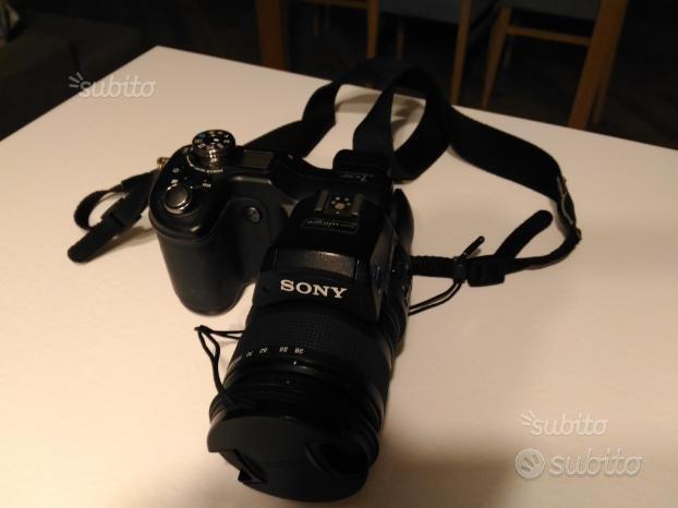 Fotocamera Sony DSC F828