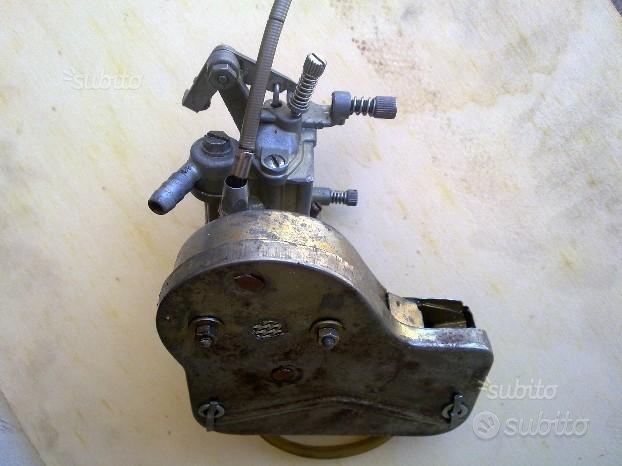 Carburatore 16.10 vespa 50,L,R.N,filtro in ferro