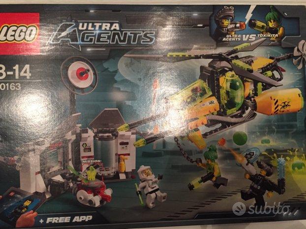 Lego Ultra Agents 70163 Fusione