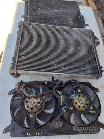 Kit radiatori completo Alfa Romeo 166 2.4 JTD