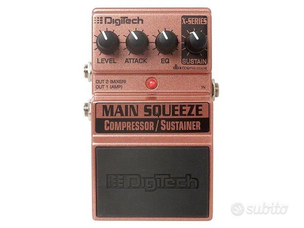 1518254 digitech main sqeeze compressore/sustain