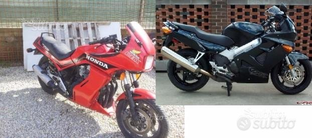 Honda cbx 750 f ricambi e vfr 800 1998 1999 2000