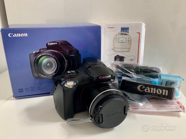 CANON Powershot SX30 IS fotocamera digitale (14.1